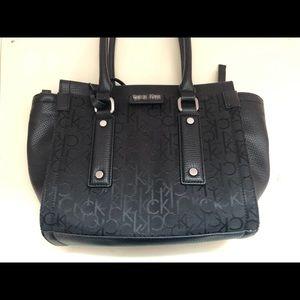 Calvin Klein Black Logo Bag